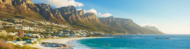 Hôtels de charme et guest-houses à Cape Town, Afrique du Sud
