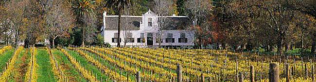 Hôtels de charme et guest-houses à Franschhoek et dans les Winelands, Afrique du Sud